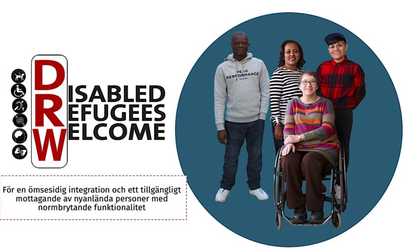 Internationella dagen för personer med funktionshinder-DRW uppmärksammar