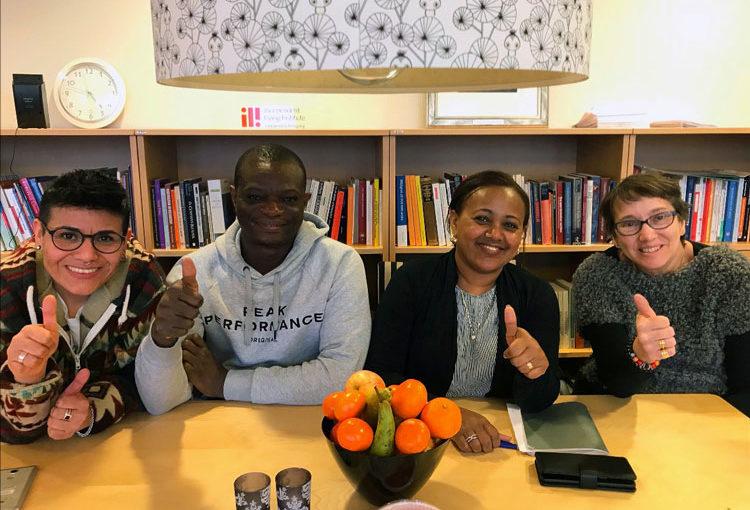 (Svenska) Disabled Refugees Welcome-projektets huvudverksamhet har kommit till sitt slut