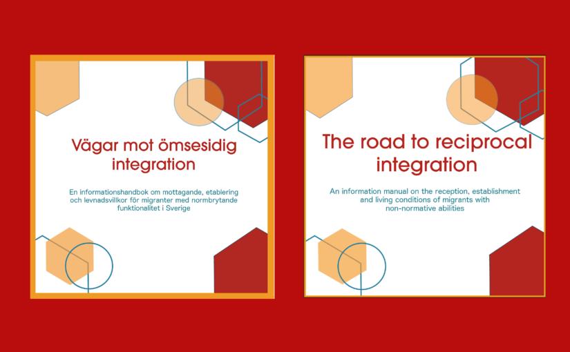 (Svenska) DRW har lanserat sin handbok för en ömsesidig integration av migranter med normbrytande funktionalitet i Sverige