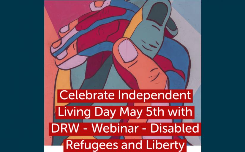(Svenska) Presentation av medverkande i panelen på webinaret – Disabled Refugees and Liberty