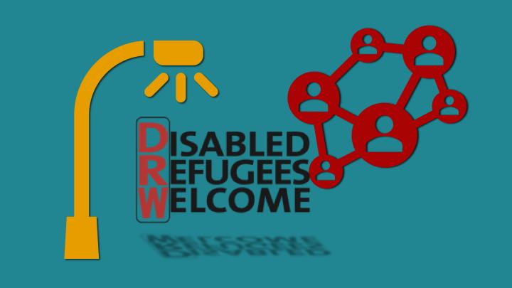 (Svenska) Mediebevakning om projektet Disabled Refugees Welcome