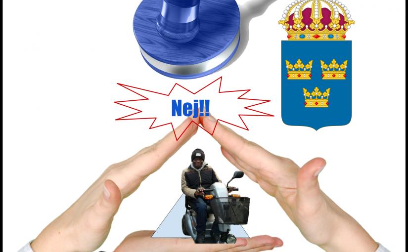 (Svenska) Kammarrätten dömer negativt i mål om rätt till bostad