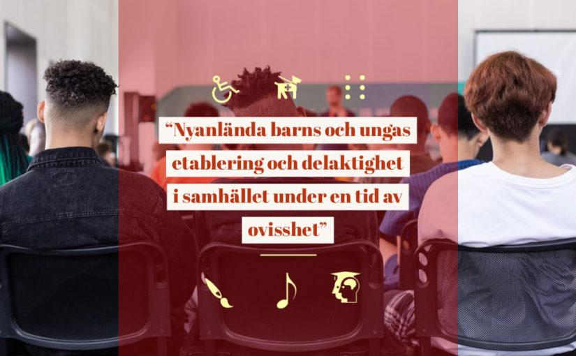 (Svenska) Etableringen av personer med normbrytande funktionalitet i Sverige en viktig åtgärd för demokratin.