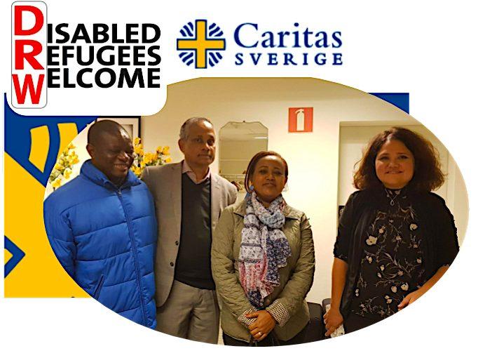 Samarbete med Caritas