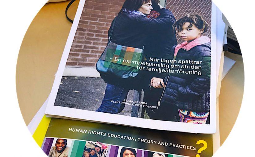 Funktionshinderperspektiv på rätten till  familjeåterförening och familjeliv i Sverige för nyanlända