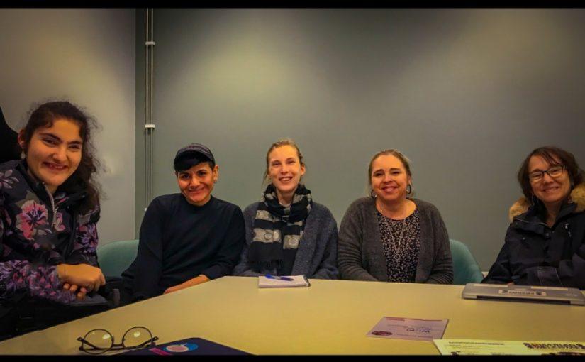 (Svenska) LaSSe – en gräsrotsorganisation för funkisar i Göteborg